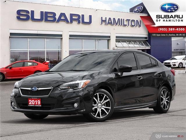 2019 Subaru Impreza Sport (Stk: S8213A) in Hamilton - Image 1 of 27
