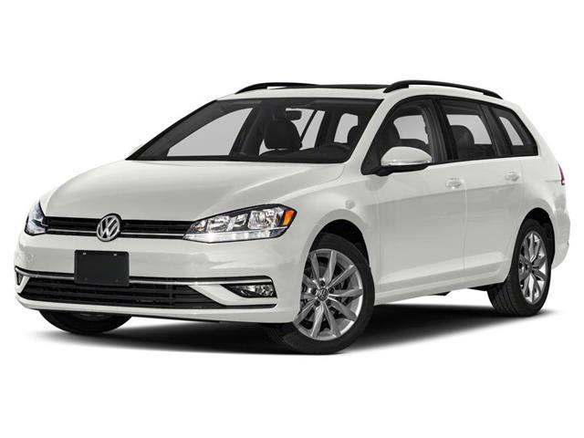 2019 Volkswagen Golf SportWagen 1.8 TSI Execline (Stk: G19056) in Sault Ste. Marie - Image 1 of 9