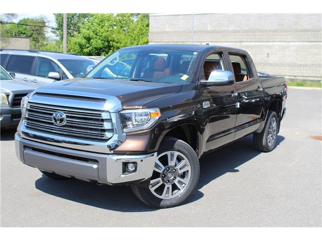 2020 Toyota Tundra Platinum (Stk: 28385) in Ottawa - Image 1 of 17