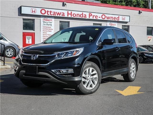 2016 Honda CR-V EX (Stk: H80800) in Ottawa - Image 1 of 30