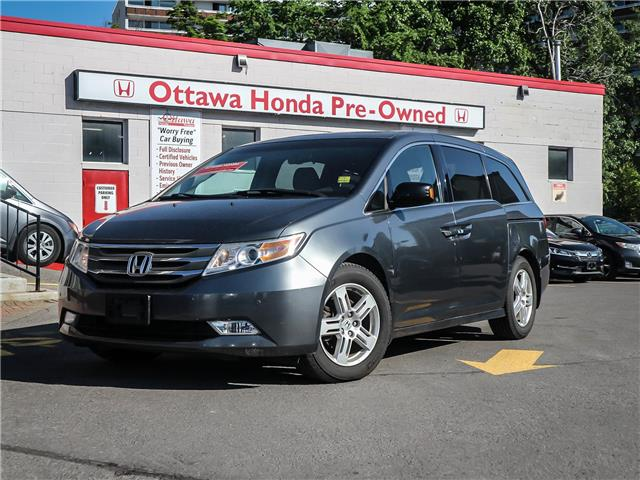 2011 Honda Odyssey Touring (Stk: 323121) in Ottawa - Image 1 of 30