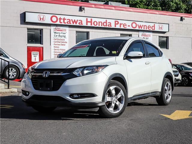 2017 Honda HR-V EX (Stk: 331001) in Ottawa - Image 1 of 28