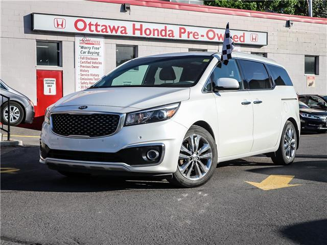 2018 Kia Sedona  (Stk: H81461) in Ottawa - Image 1 of 30