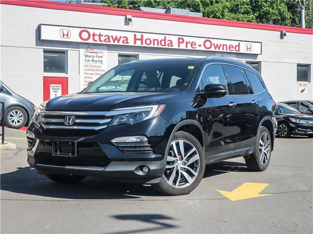 2016 Honda Pilot Touring (Stk: H83130) in Ottawa - Image 1 of 30