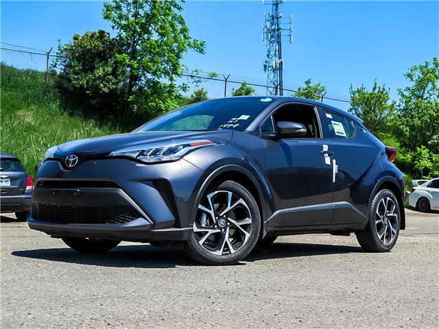 2020 Toyota C-HR XLE Premium (Stk: 05257) in Waterloo - Image 1 of 18