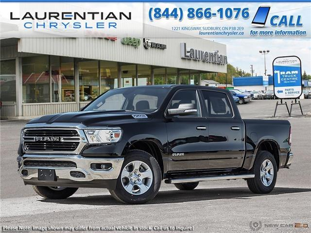 2020 RAM 1500 Big Horn (Stk: 20162) in Sudbury - Image 1 of 23