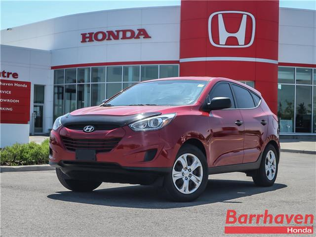 2014 Hyundai Tucson GL (Stk: B0548A) in Ottawa - Image 1 of 17