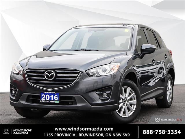 2016 Mazda CX-5 GS (Stk: PR3617A) in Windsor - Image 1 of 28