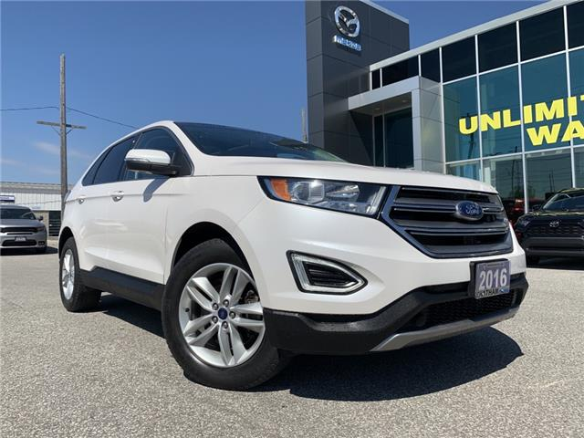 2016 Ford Edge SEL (Stk: UM2395) in Chatham - Image 1 of 23