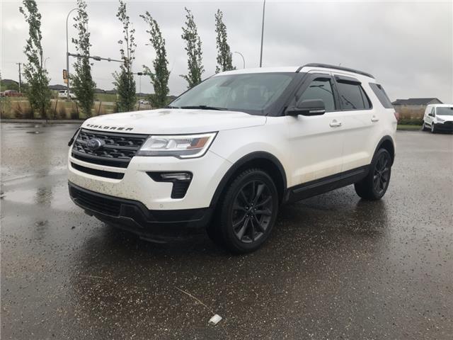 2018 Ford Explorer XLT (Stk: 20EX009A) in Ft. Saskatchewan - Image 1 of 26