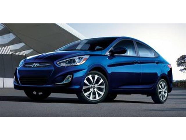 Used 2015 Hyundai Accent GL  - Grande Prairie - Grande Prairie Honda