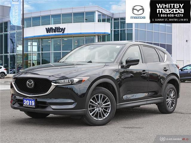 2019 Mazda CX-5 GS (Stk: 190152) in Whitby - Image 1 of 27