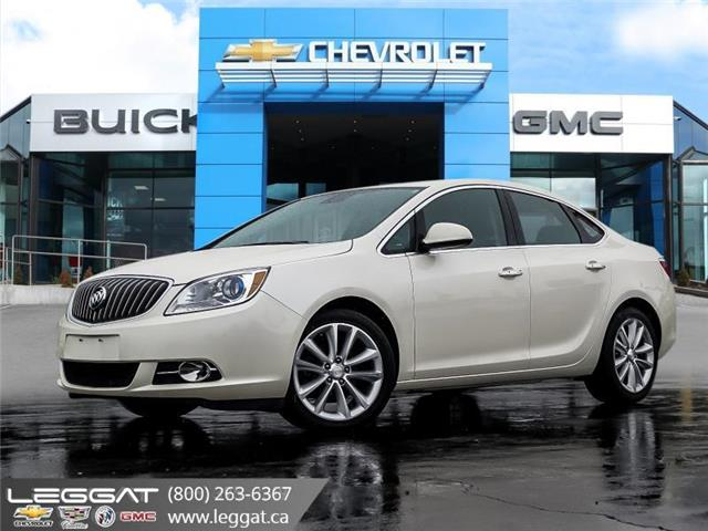 2016 Buick Verano Leather (Stk: 6065Z) in Burlington - Image 1 of 20