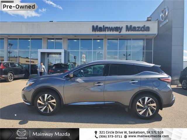 2017 Nissan Murano Platinum (Stk: N1604) in Saskatoon - Image 1 of 25