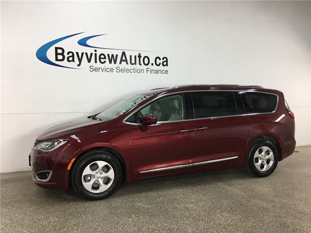 2017 Chrysler Pacifica Touring-L Plus (Stk: 36512RA) in Belleville - Image 1 of 30