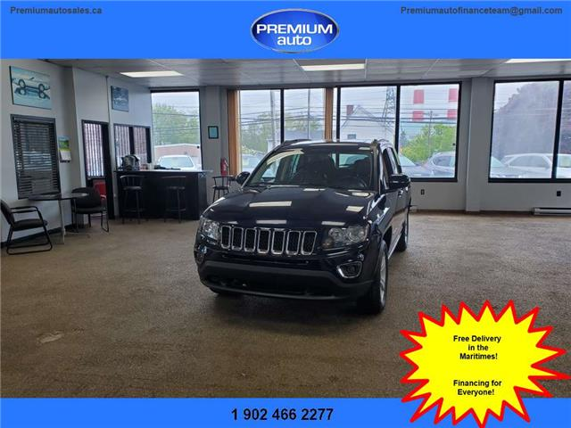 2017 Jeep Compass Sport/North (Stk: 178584) in Dartmouth - Image 1 of 19