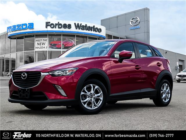 2016 Mazda CX-3 GS (Stk: L2413) in Waterloo - Image 1 of 25