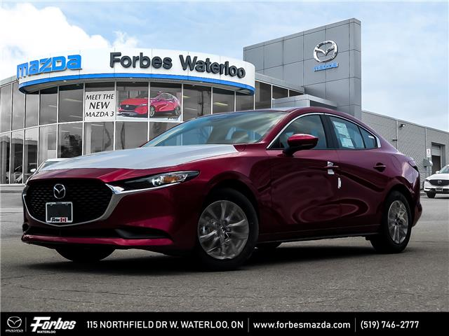 2020 Mazda Mazda3 GS (Stk: A6950) in Waterloo - Image 1 of 14