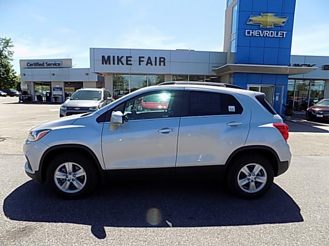 2020 Chevrolet Trax LT (Stk: 20242) in Smiths Falls - Image 1 of 18
