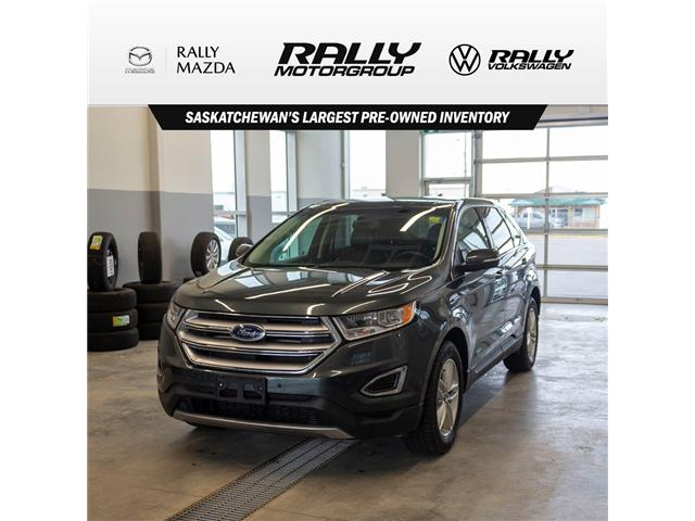 2015 Ford Edge SEL (Stk: V1226) in Prince Albert - Image 1 of 16