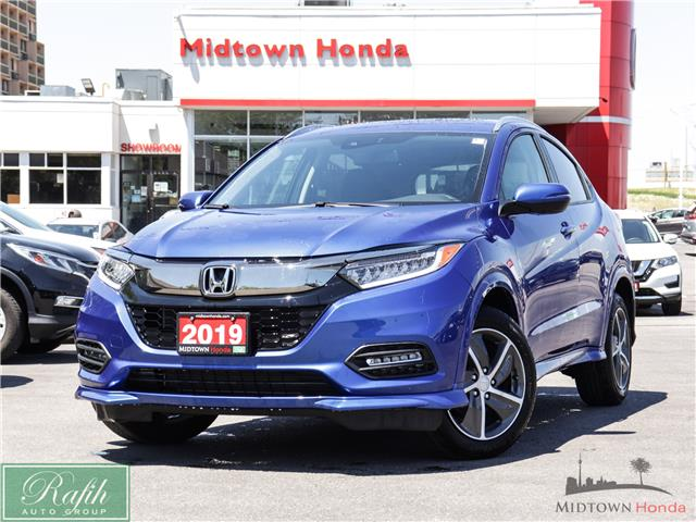 2019 Honda HR-V Touring (Stk: 2201029A) in North York - Image 1 of 34