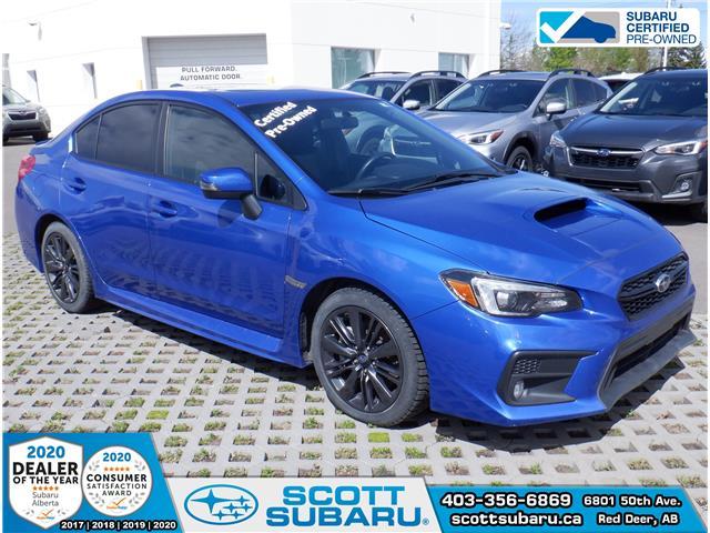 2018 Subaru WRX Sport (Stk: SS0375) in Red Deer - Image 1 of 20
