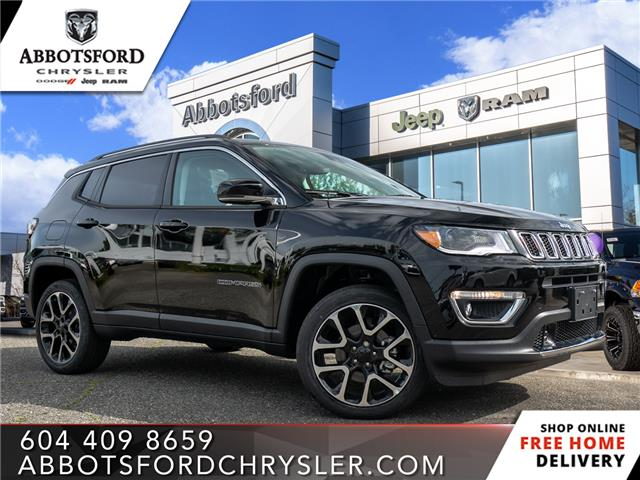 2020 Jeep Compass Limited (Stk: L127672) in Abbotsford - Image 1 of 25