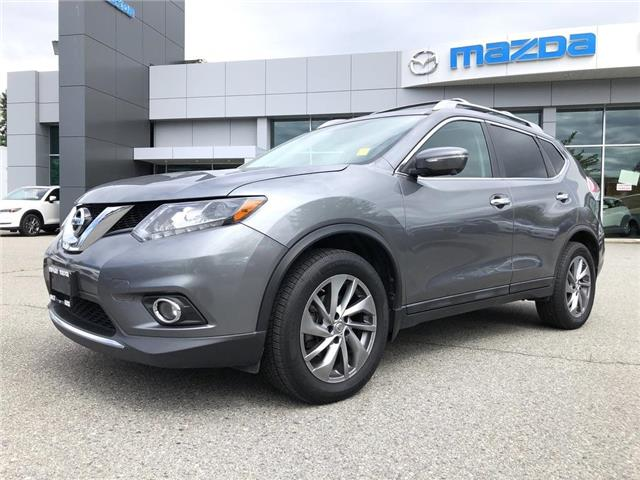 2015 Nissan Rogue  (Stk: 604660J) in Surrey - Image 1 of 15