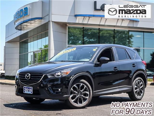 2016 Mazda CX-5 GT (Stk: 2082LT) in Burlington - Image 1 of 29