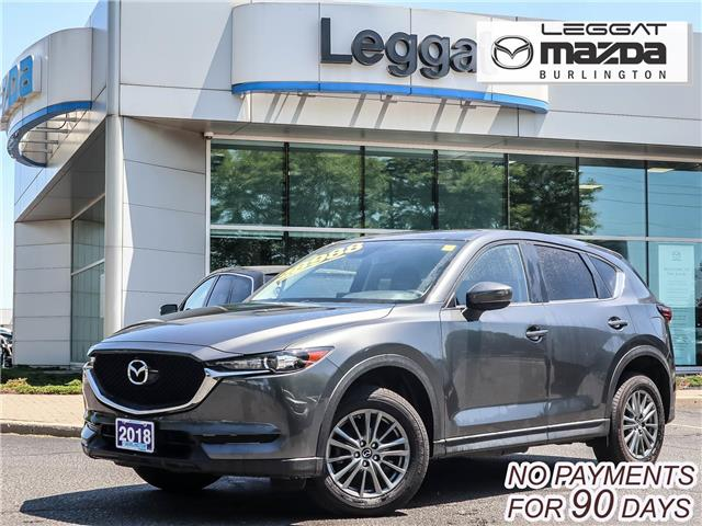 2018 Mazda CX-5 GS (Stk: 2138) in Burlington - Image 1 of 27