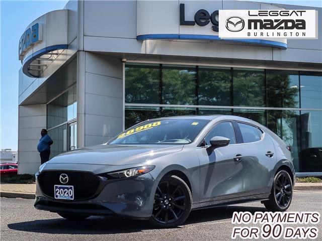 2020 Mazda Mazda3 Sport  (Stk: 2213) in Burlington - Image 1 of 30