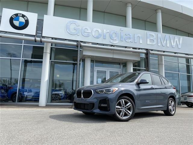 2020 BMW X1 xDrive28i (Stk: B20082) in Barrie - Image 1 of 1