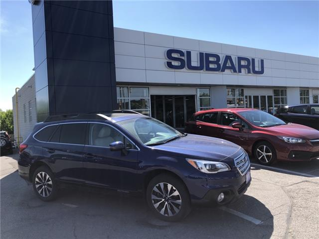 2017 Subaru Outback 2.5i Limited (Stk: P584) in Newmarket - Image 1 of 1