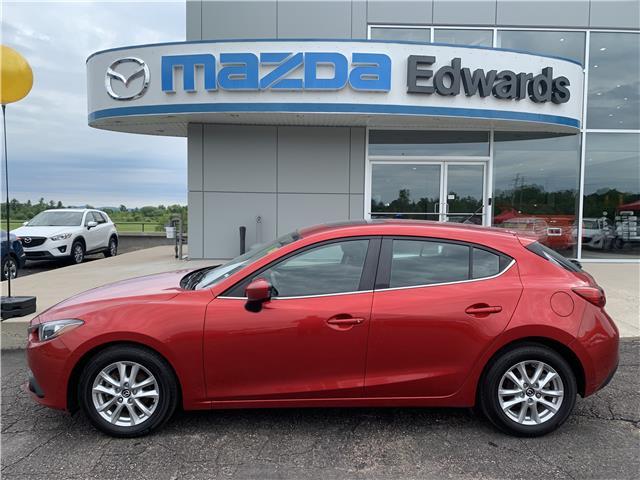 2015 Mazda Mazda3 Sport GS (Stk: 22267) in Pembroke - Image 1 of 11