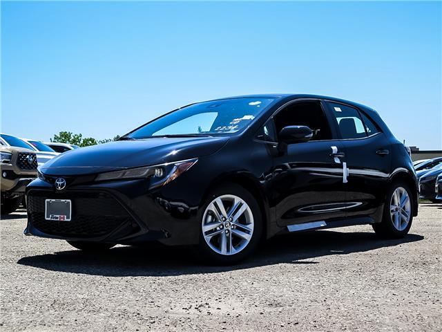 2020 Toyota Corolla Hatchback Base (Stk: 02190) in Waterloo - Image 1 of 17