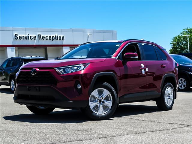 2020 Toyota RAV4 XLE (Stk: 05187) in Waterloo - Image 1 of 18