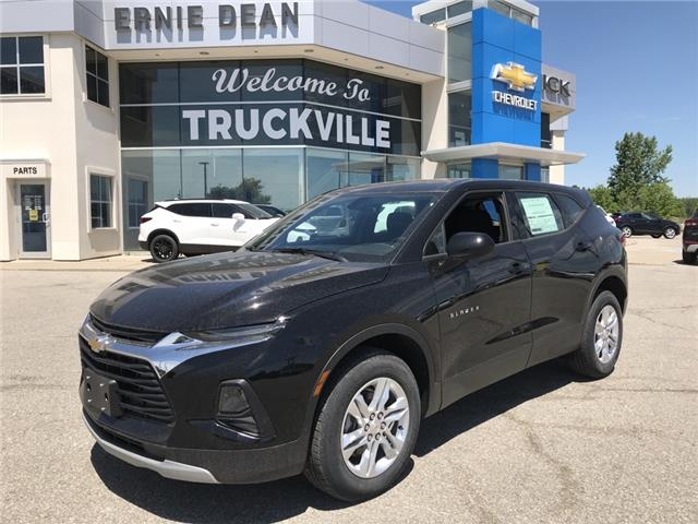 2020 Chevrolet Blazer LS 3GNKBARA1LS572087 15116 in Alliston