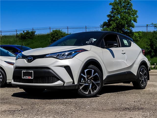 2020 Toyota C-HR XLE Premium (Stk: 05267) in Waterloo - Image 1 of 15