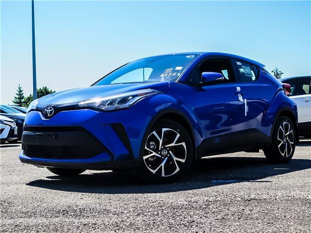 2020 Toyota C-HR XLE Premium (Stk: 05269) in Waterloo - Image 1 of 17