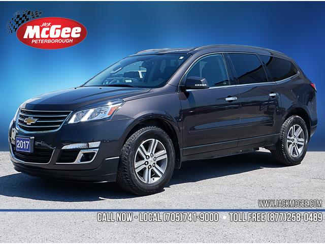 2017 Chevrolet Traverse 1LT (Stk: 20413A) in Peterborough - Image 1 of 19