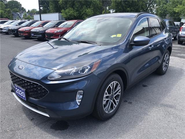 2020 Ford Escape SEL (Stk: 20131) in Cornwall - Image 1 of 12