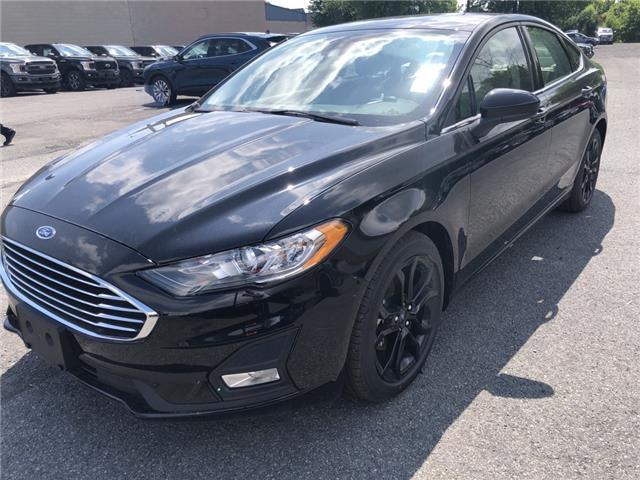 2020 Ford Fusion SE (Stk: 20154) in Cornwall - Image 1 of 12