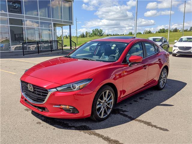 2018 Mazda Mazda3 GT (Stk: N3462) in Calgary - Image 1 of 29