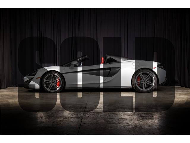 2018 McLaren 570S Spider (Stk:  MV0176 ) in Calgary - Image 1 of 23