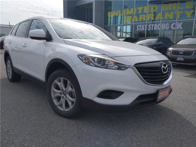 2015 Mazda CX-9 GS (Stk: NM3371A) in Chatham - Image 1 of 25