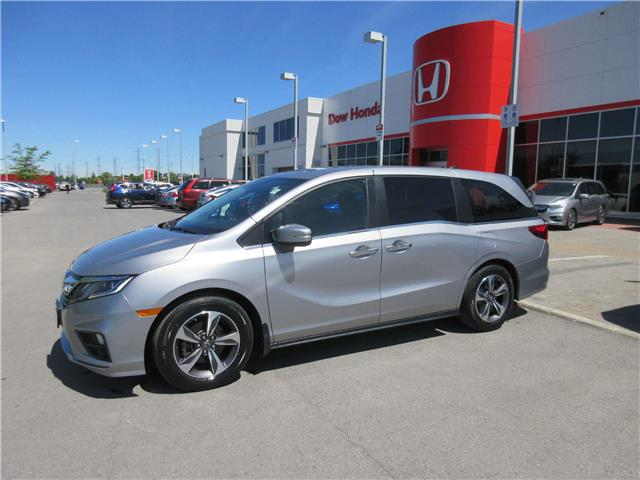 2018 Honda Odyssey EX (Stk: 28091L) in Ottawa - Image 1 of 16