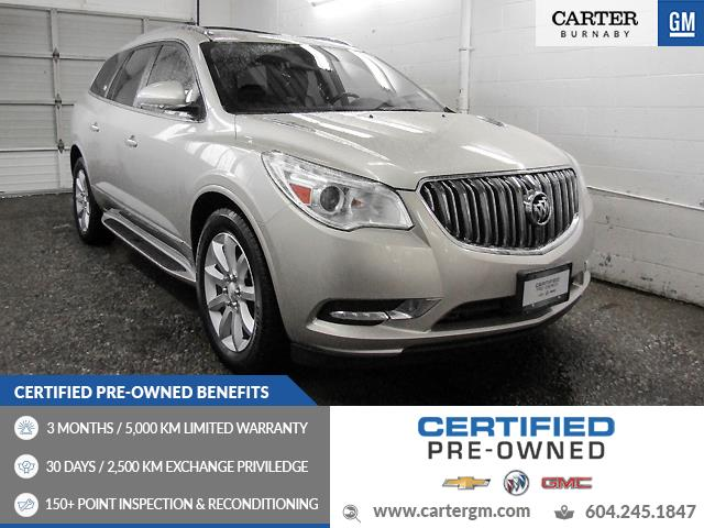 2017 Buick Enclave Premium (Stk: E7-31331) in Burnaby - Image 1 of 24