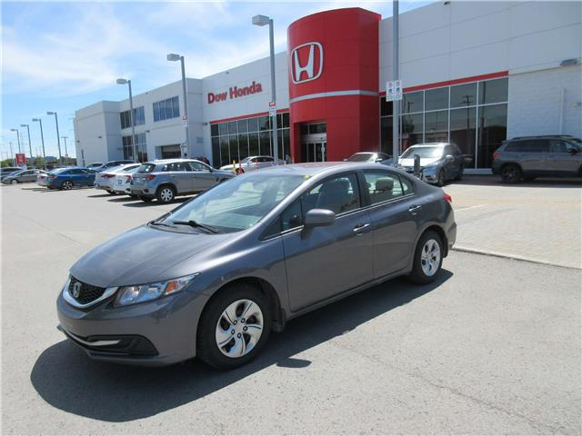 2015 Honda Civic LX (Stk: SS3825) in Ottawa - Image 1 of 1