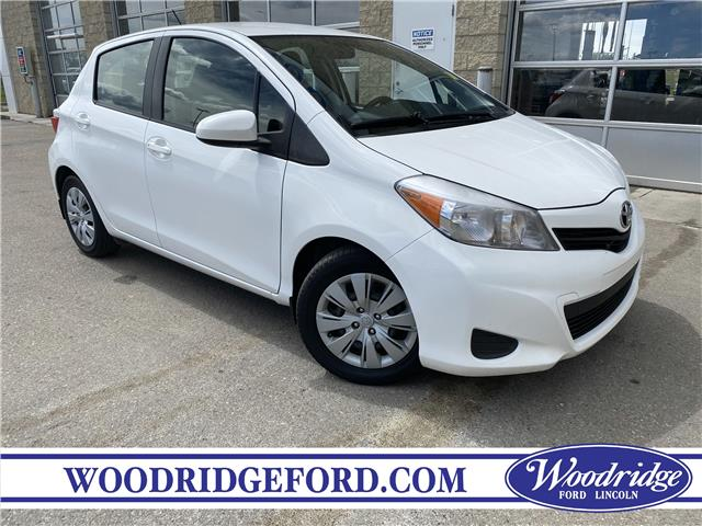 2013 Toyota Yaris LE (Stk: 30067A) in Calgary - Image 1 of 16
