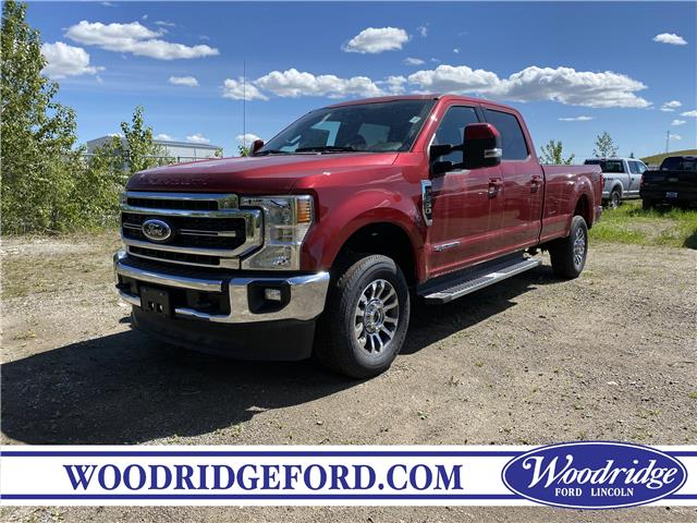2020 Ford F-350 Lariat (Stk: L-670) in Calgary - Image 1 of 6